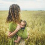 portage et allaitement maternel